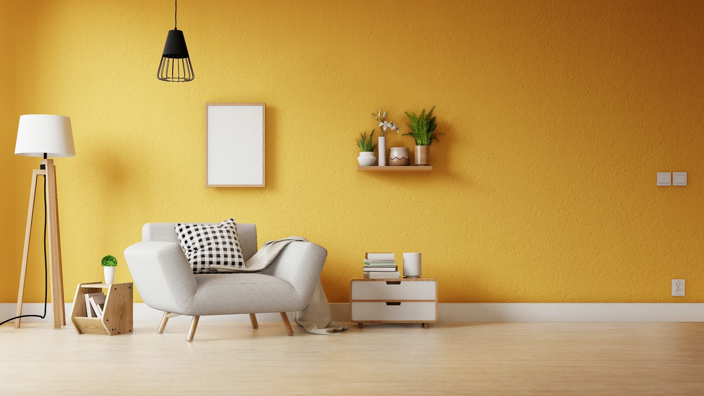 Simple Seasonal Home Decoration to Refresh Your Living