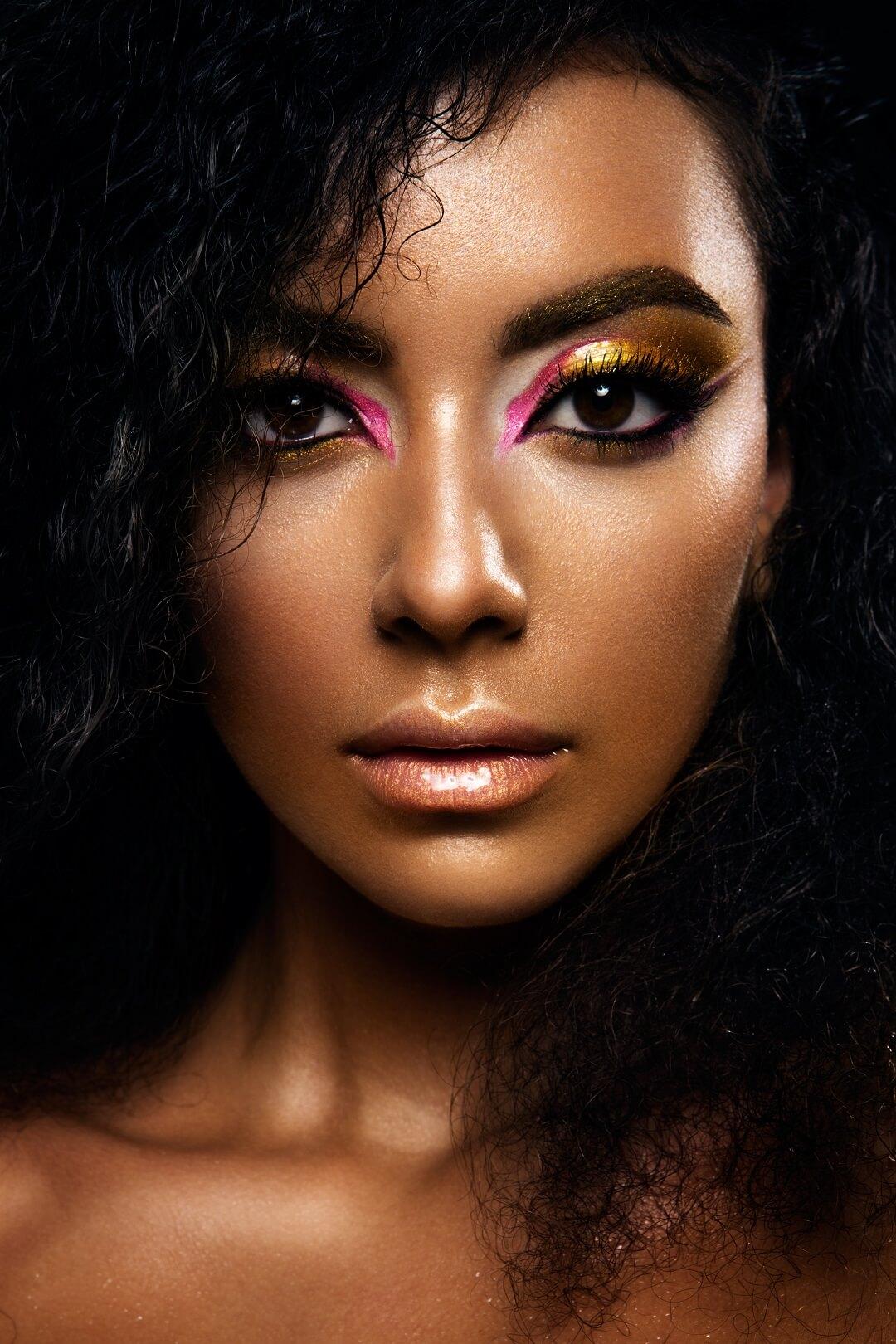 Using Lip Colors for Dark Skin