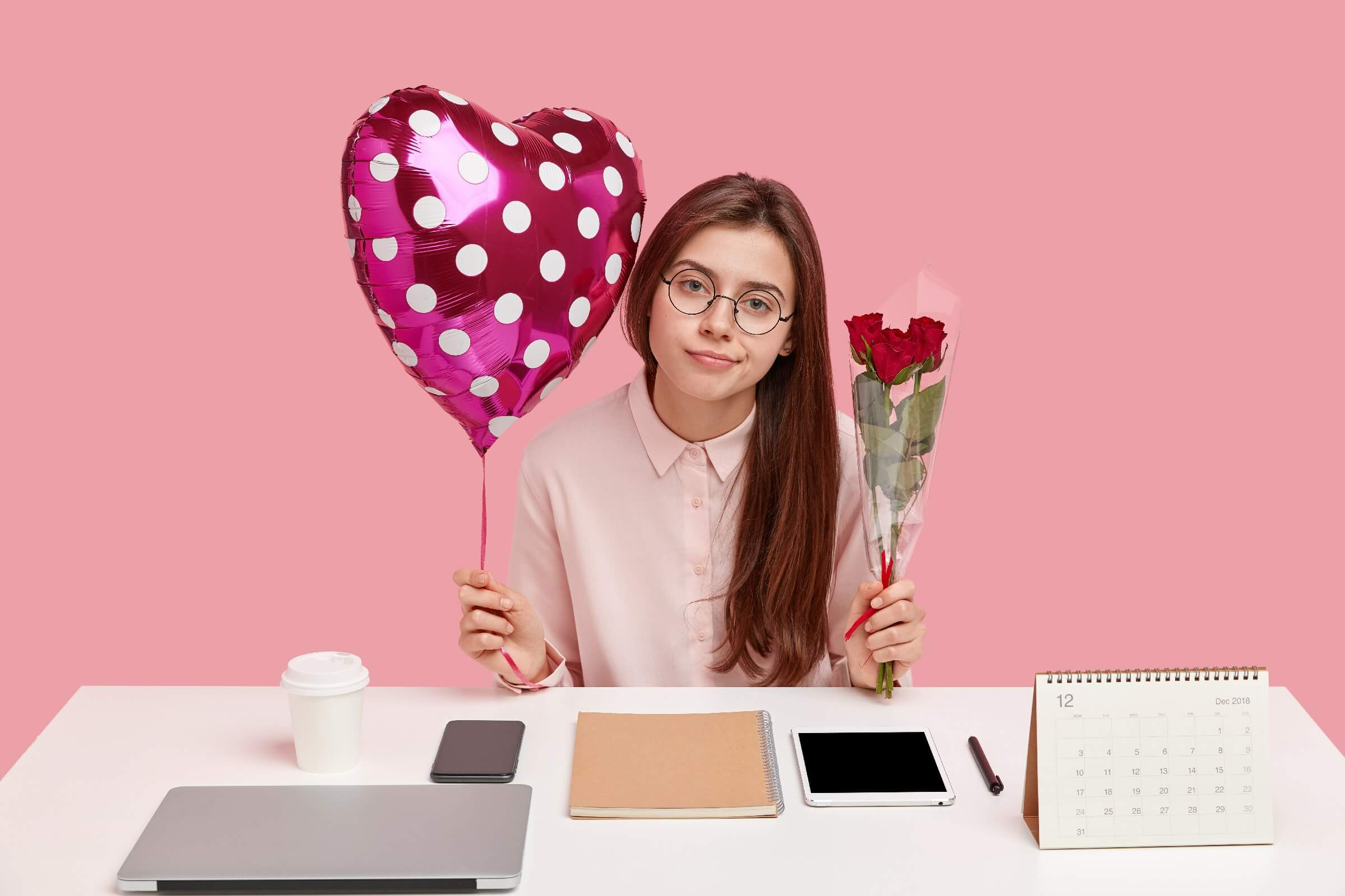 Valentine's Decoration for Office and Home, Best Romantic Ideas