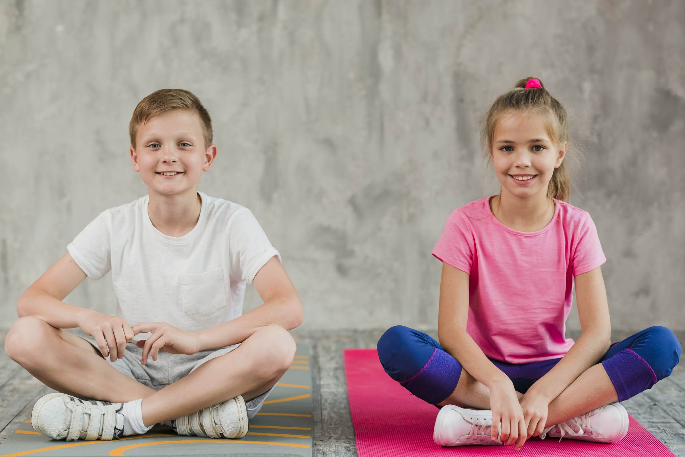 minimum exercise per day suggestions for the kids