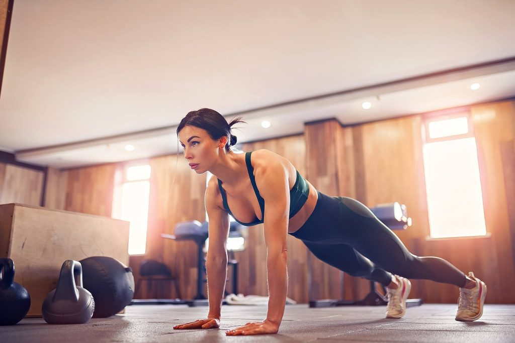 Sprinter Burpees Is One Of The Best Metabolic Exercises