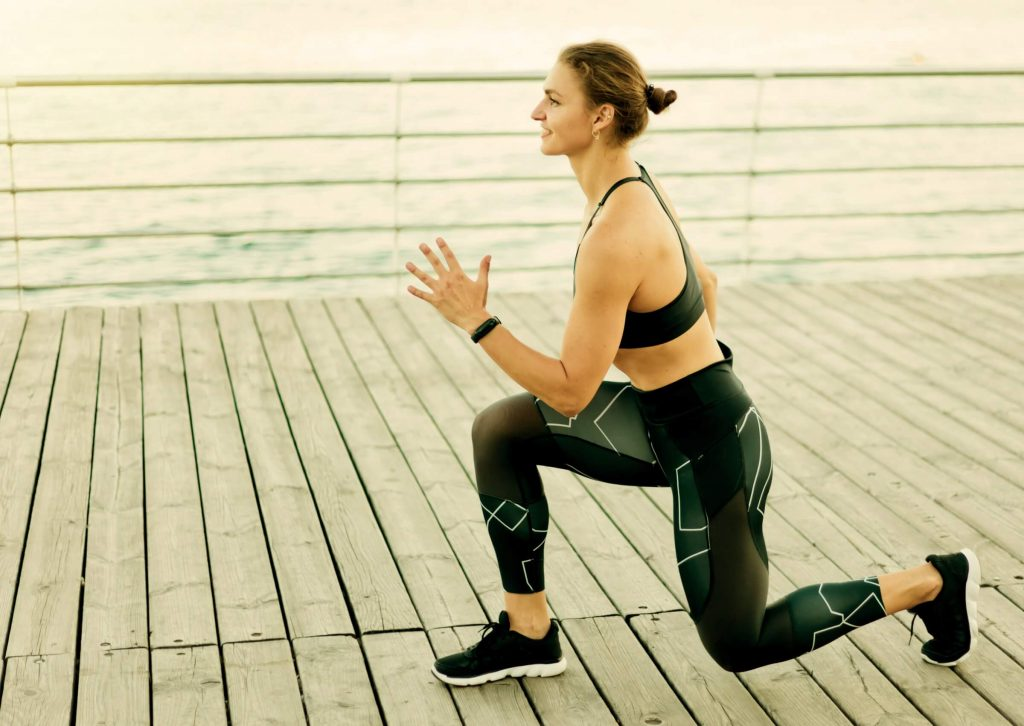 Running Lunges Is One Of The Best Metabolic Exercises