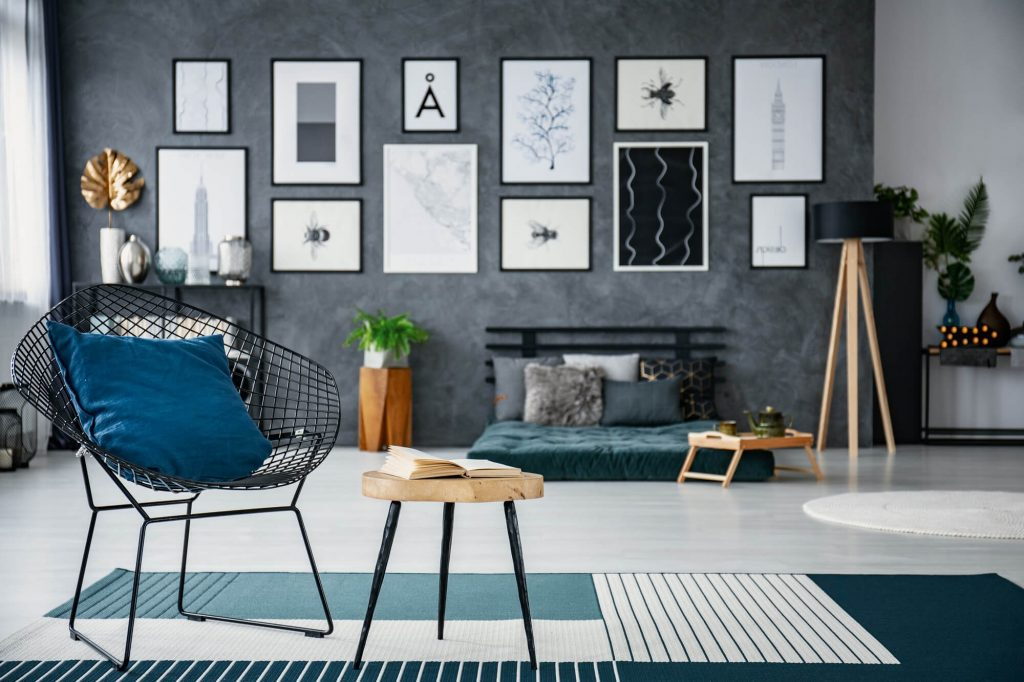 Posters and artwork for seasonal home decoration