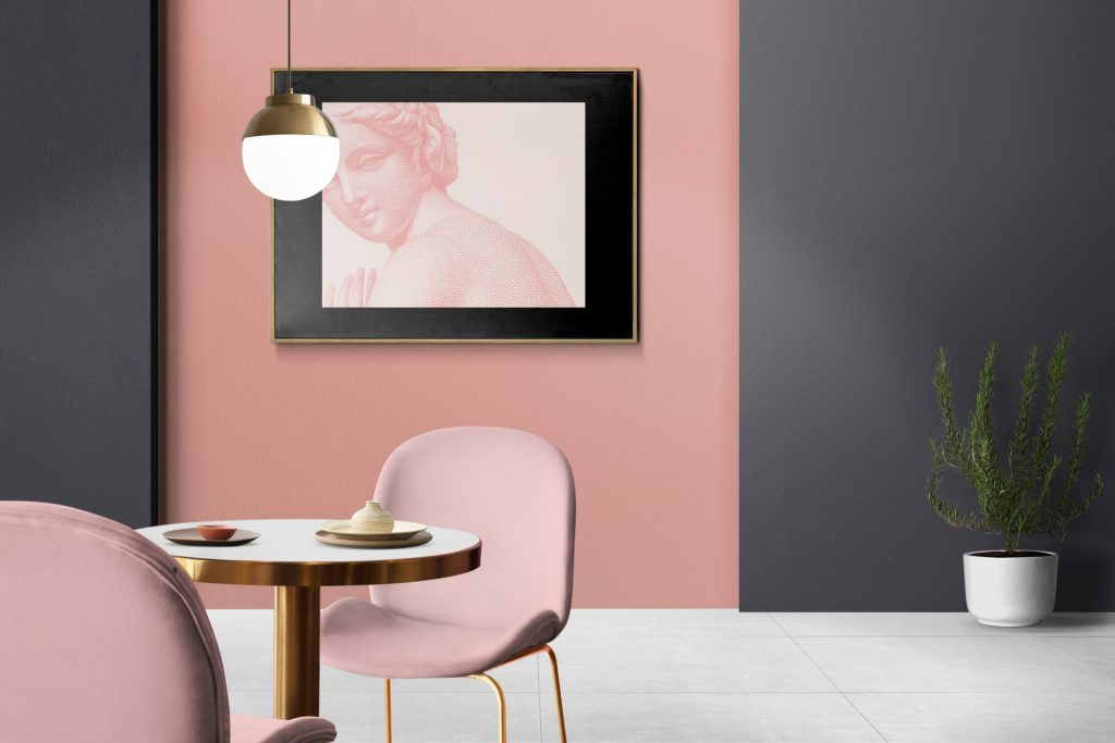 Dining Room Wall, Set The Mood