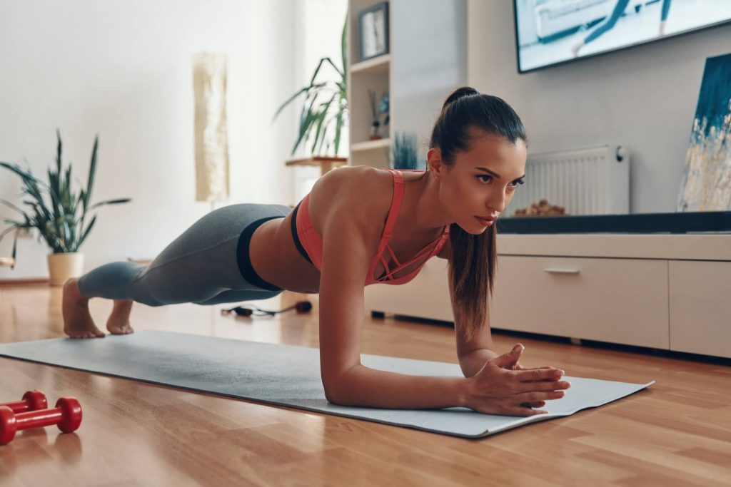 How to do a plank?