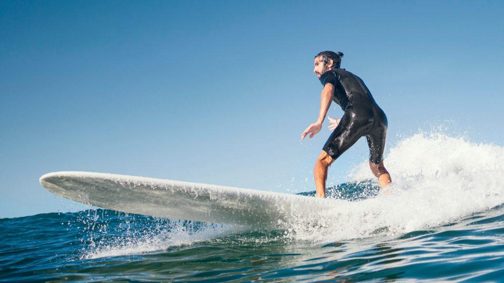 Recreational activities that require seashore